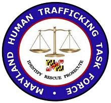 Logo for Maryland Human Trafficking Task Force